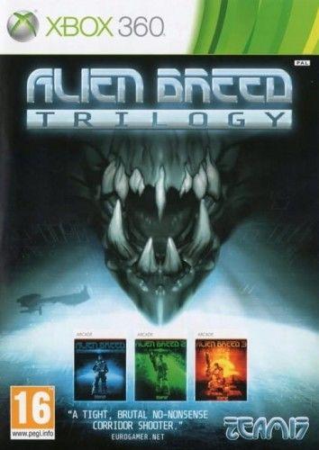 Alien Breed Trilogy X360 Używana