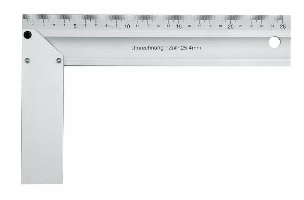 Kątownik aluminiowy 350 mm Vorel 18362 - ZYSKAJ RABAT 30 ZŁ