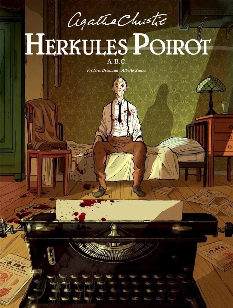 Agatha Christie. Herkules Poirot A.B.C.