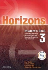 Horizons 3 podręcznik