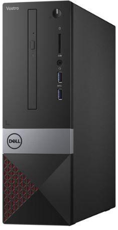 Komputer PC Dell Vostro 3471 SFF i3-9100 4GB 1TB HDD DVDRW Windows10 Pro. 3 lata gwarancji w miejscu użytkowania.