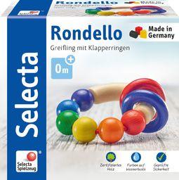 Selecta 61007 Rondello, drewniany chwytak