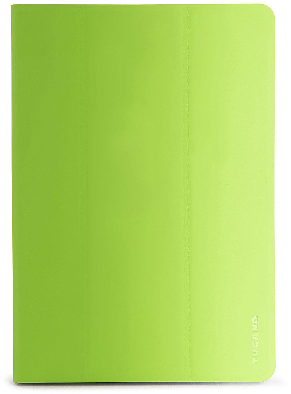 Tucano Verso uniwersalne etui ochronne na tablet 20,32 cm (8 cali) czarny/zielony