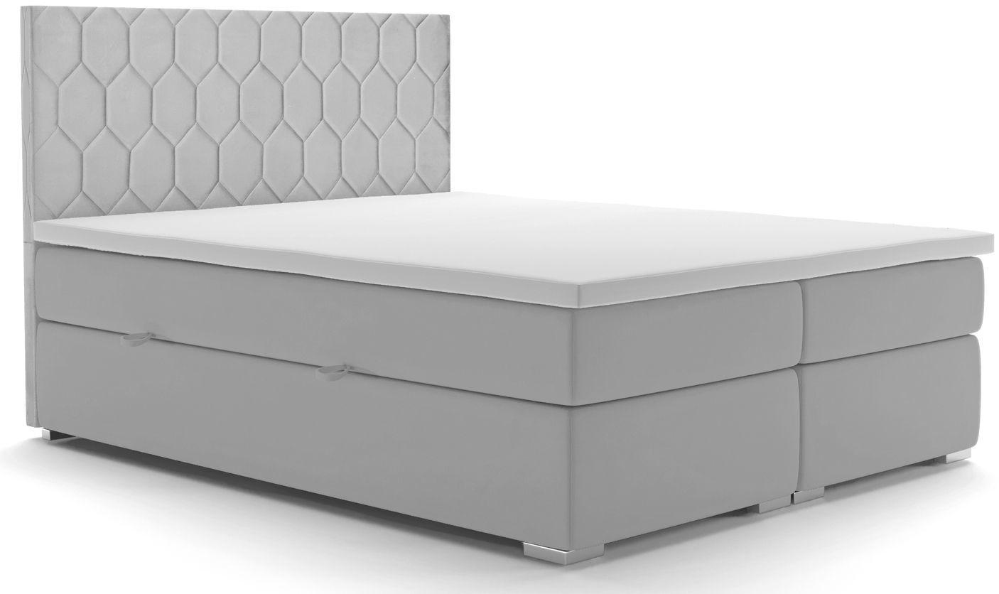Dwuosobowe łóżko hotelowe Kallis 180x200 - 58 kolorów