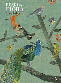 Ptaki i ich pióra - Britta Teckentrup, Hanna Bartoszewicz