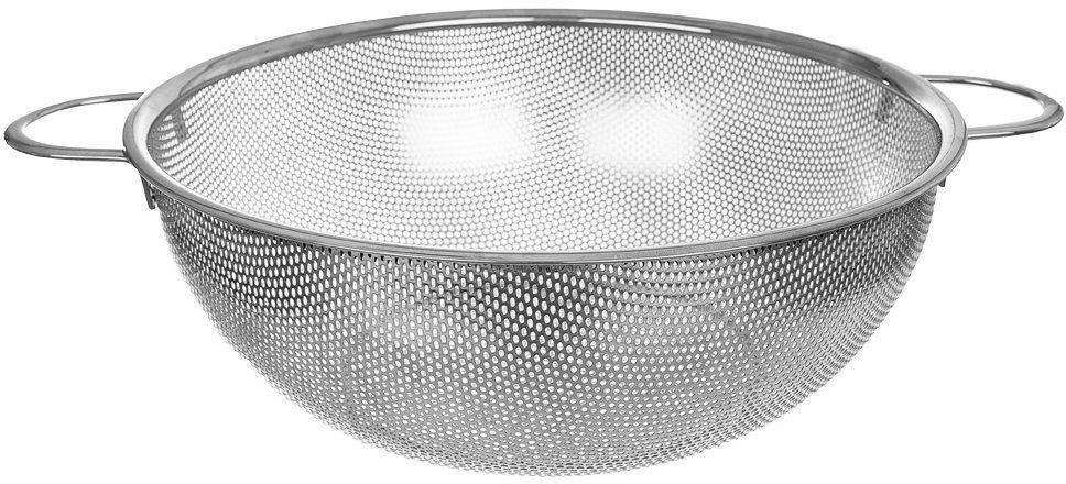 Cedzak kuchenny durszlak stalowy sitko 28,5 cm