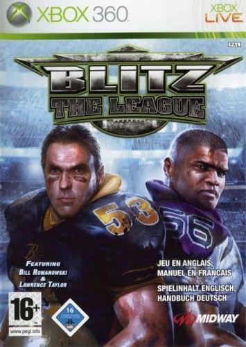 Blitz The League X360 Używana
