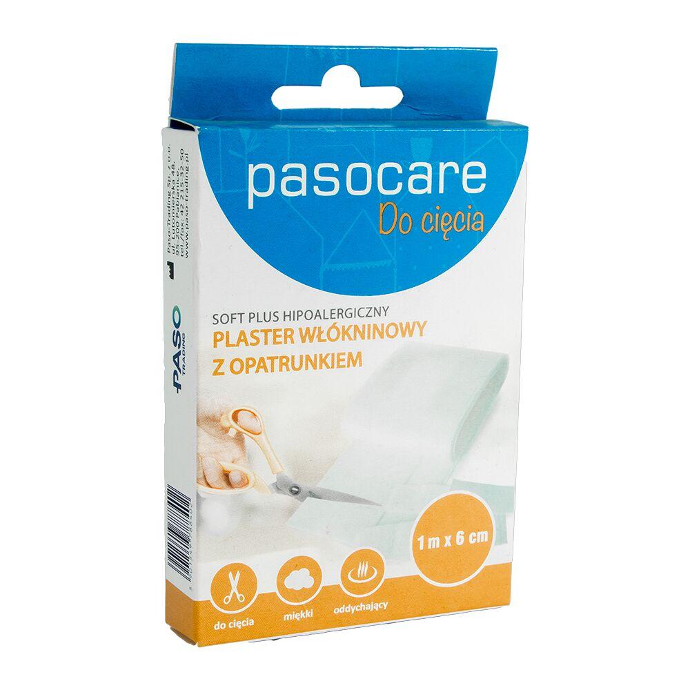Plaster z opatrunkiem soft plus hipoalergiczny (Pasocare)
