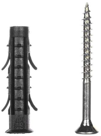 Kołek rozporowy z wkrętem KRN fi8 4x50 22.125 /200 szt./