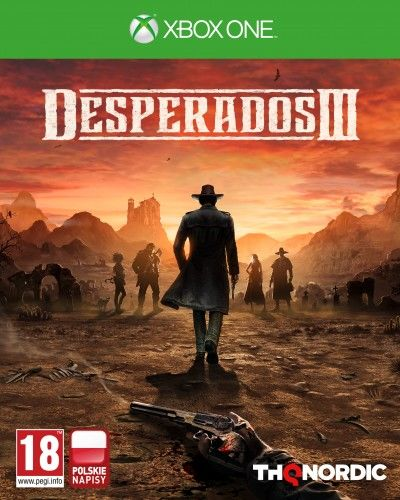 Desperados III Xone Używana