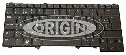 Origin Storage KB-N3TT7 część zamienna do notebooka  części zamienne do notebooka (klawiatura, Belgijska, Dell Latitude E6320 Dell Latitude E6420)