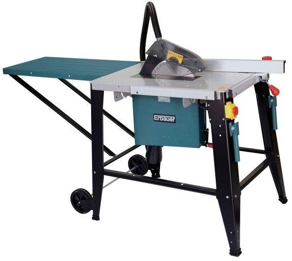 Pilarka stołowa Erbauer 3 fazy 315 mm
