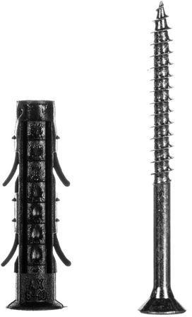 Kołek rozporowy z wkrętem KRN fi8 4x60 22.130 /100 szt./