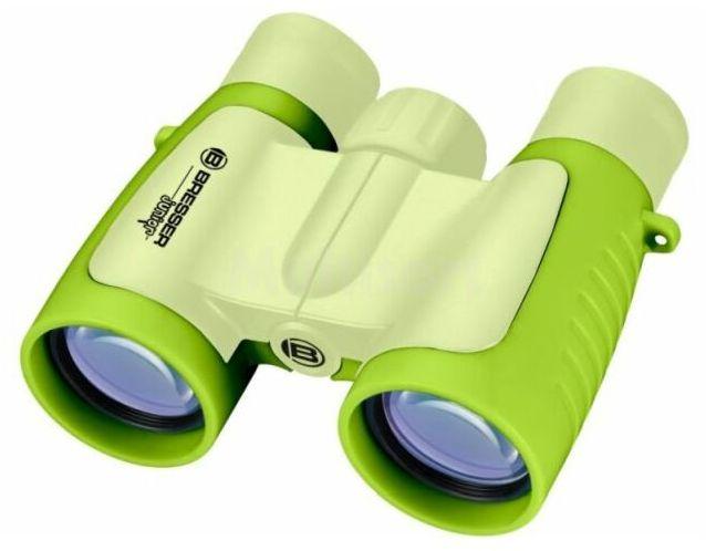 Lornetka 3x30 Junior dla dzieci zielona