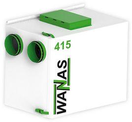 Rekuperator WANAS 415 H BASIC