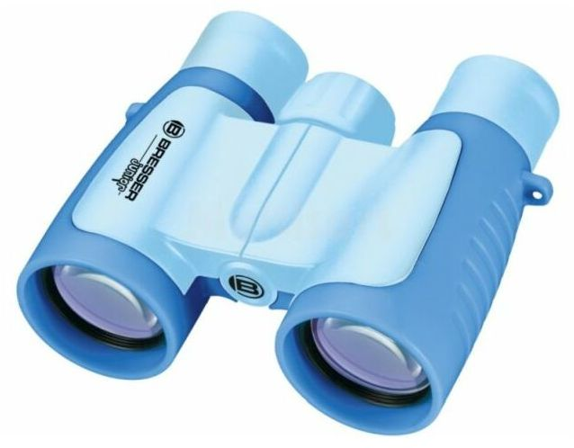 Lornetka 3x30 Junior dla dzieci niebieska