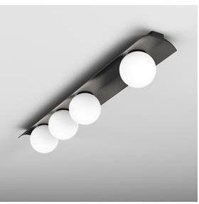 Plafon Modern Ball WP x4 LED assymetry 46999 Aqform