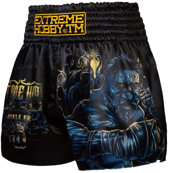 Extreme Hobby spodenki muay thai KNUCKLE KING