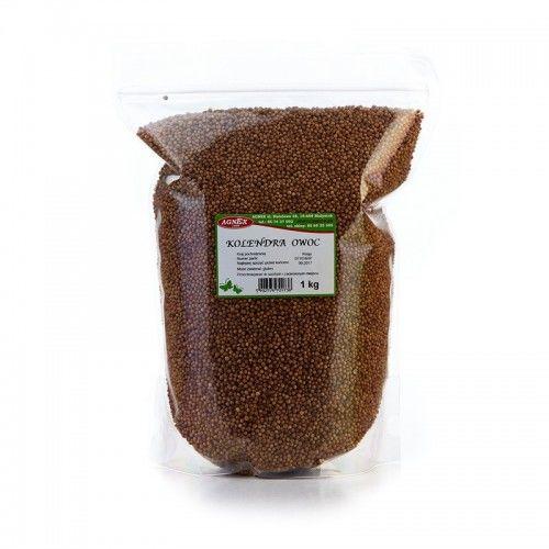 Kolendra ziarno 1 kg