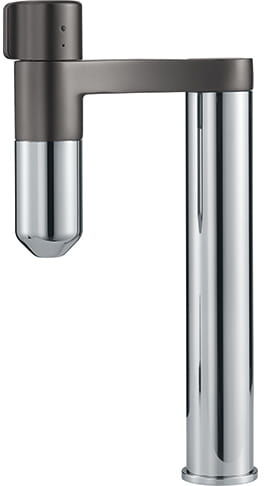 Franke - Vital Bateria do filtrowania wody chrom/gun metal
