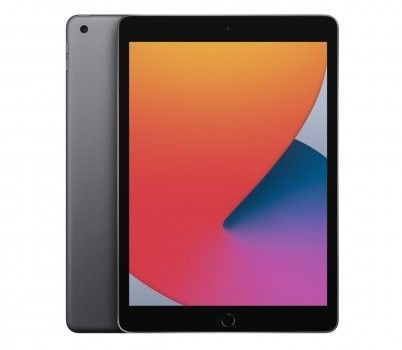 Apple iPad 8-generacji 10,2 cala / 128GB / Wi-Fi / Space Gray (gwiezdna szarość) 2020 - nowy model