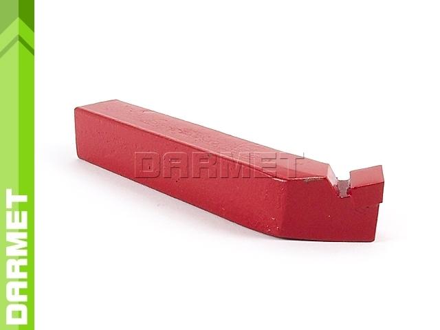 Nóż tokarski wygięty prawy NNZc ISO2, wielkość 1212 H20 (K20), do żeliwa