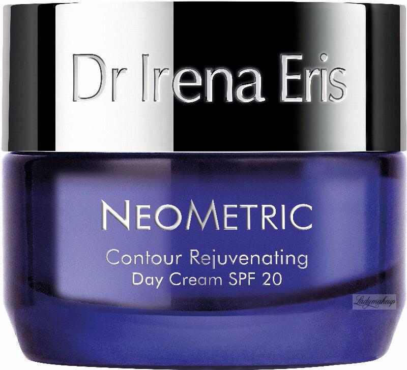 Dr Irena Eris - NEOMETRIC - Contour Rejuvenating - Day Cream SPF 20 - Krem odmładzający kontur twarzy - SPF20 - Dzień - 50 ml