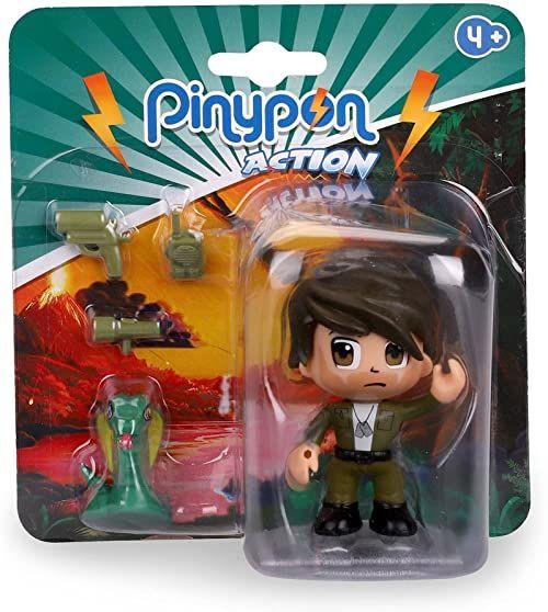 Pinypon Action - Zabawka przedszkolna, beżowa (Famosa 1)