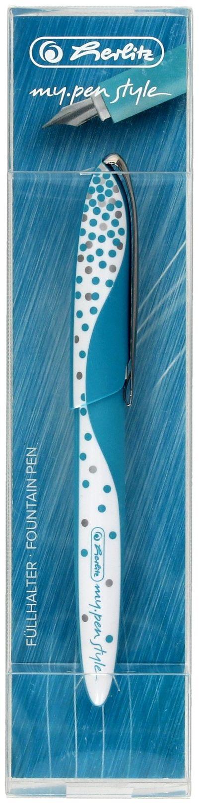 Pióro wieczne Frozen Glam My Pen Herlitz 50028054
