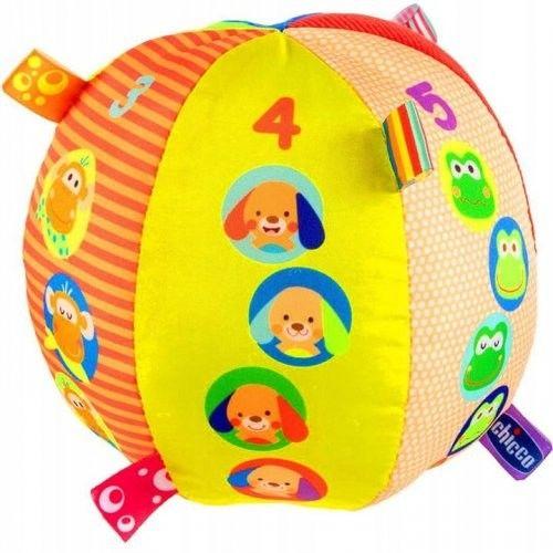 CHICCO Miękka muzyczna piłka zabawka dla niemowląt