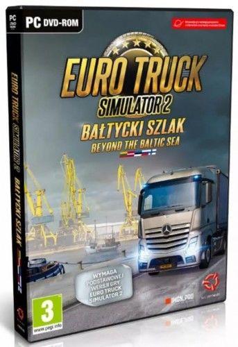 Euro Truck Simulator 2: Bałtycki szlak PC
