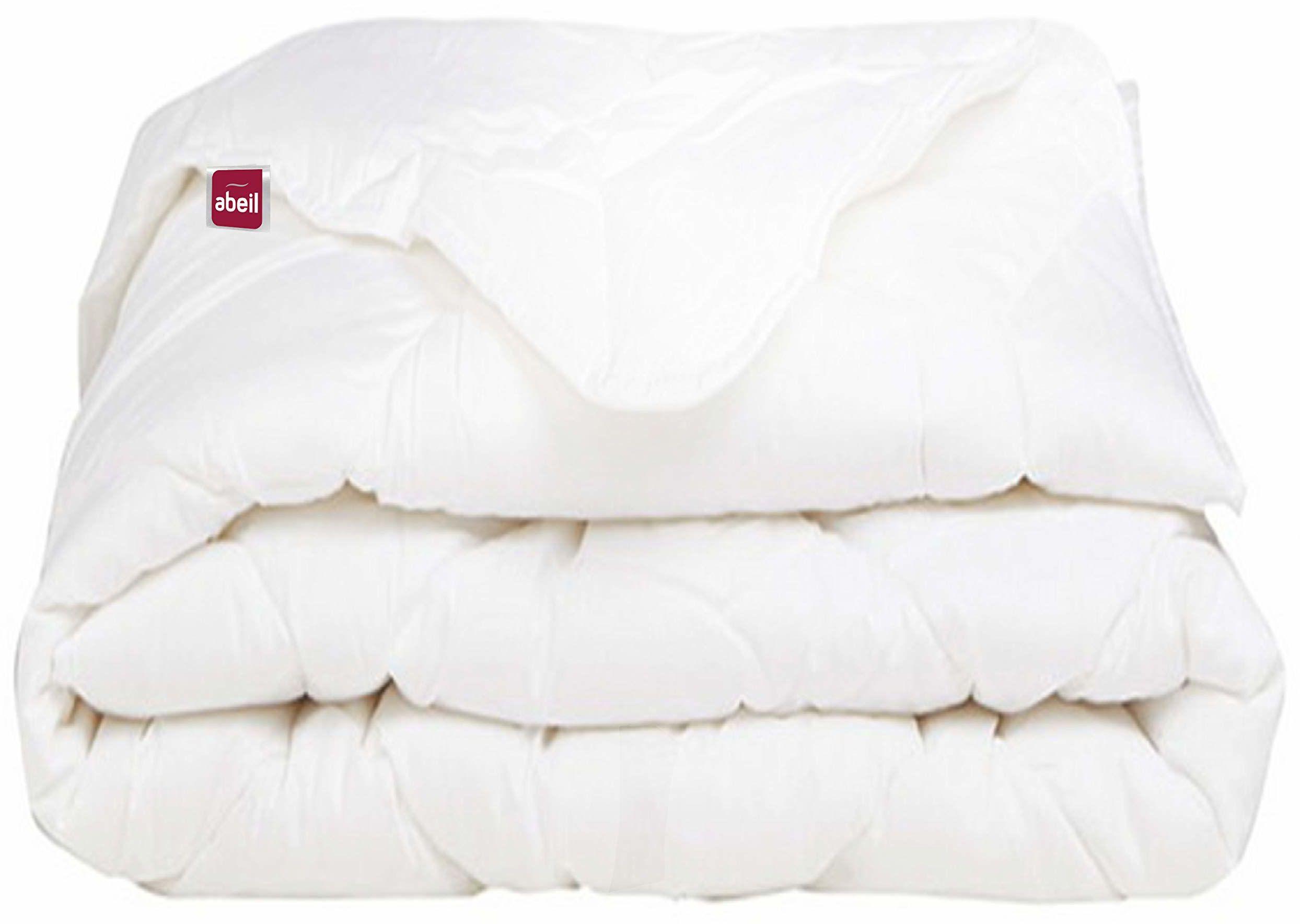 ABEIL kołdra Bio Attitude lekka, bawełna, 240 x 260 cm, biała, 240 x 260 cm