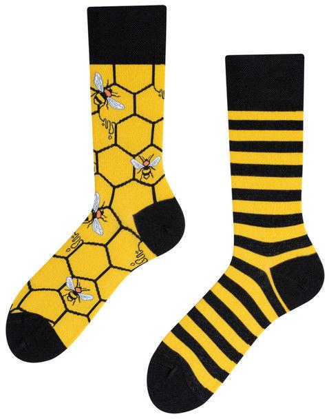 Bee Bee Kids, Todo Socks, Pszczoły, Miód, Kolorowe Dziecięce