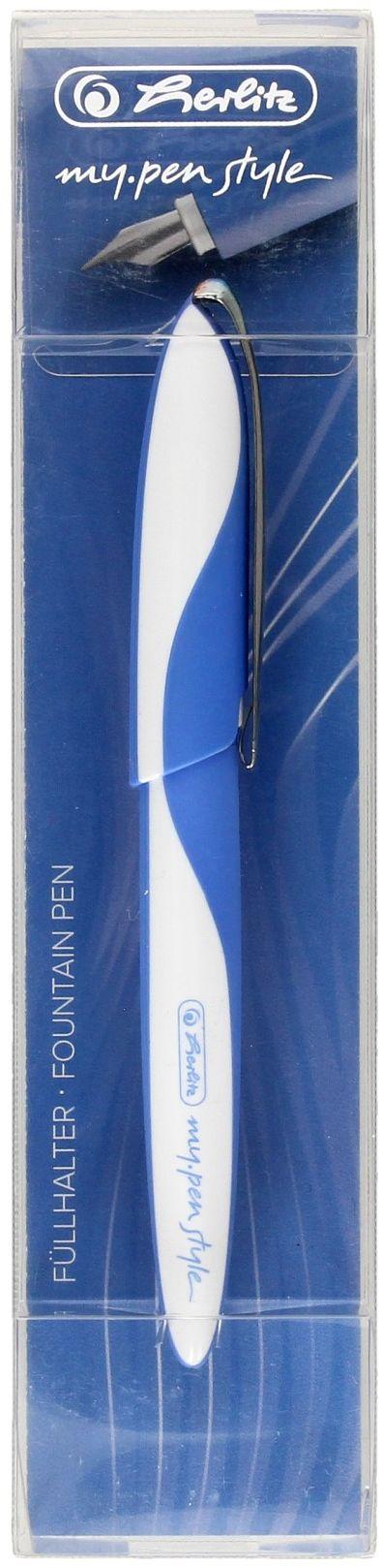 Pióro wieczne intense blue Style My Pen Herlitz 0050003211