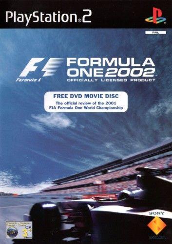 Formula One 2002 PS2 Używana