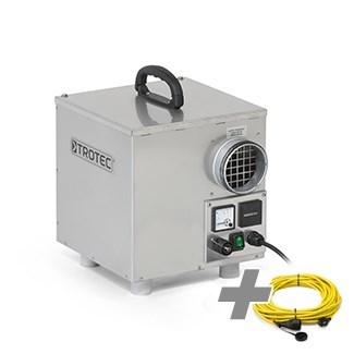 Osuszacz adsorpcyjny TTR 160 + Przedłużacz Profi 20 m / 230 V / 2,5 mm