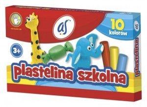 Plastelina 10 kolorów ASTRA 83812902
