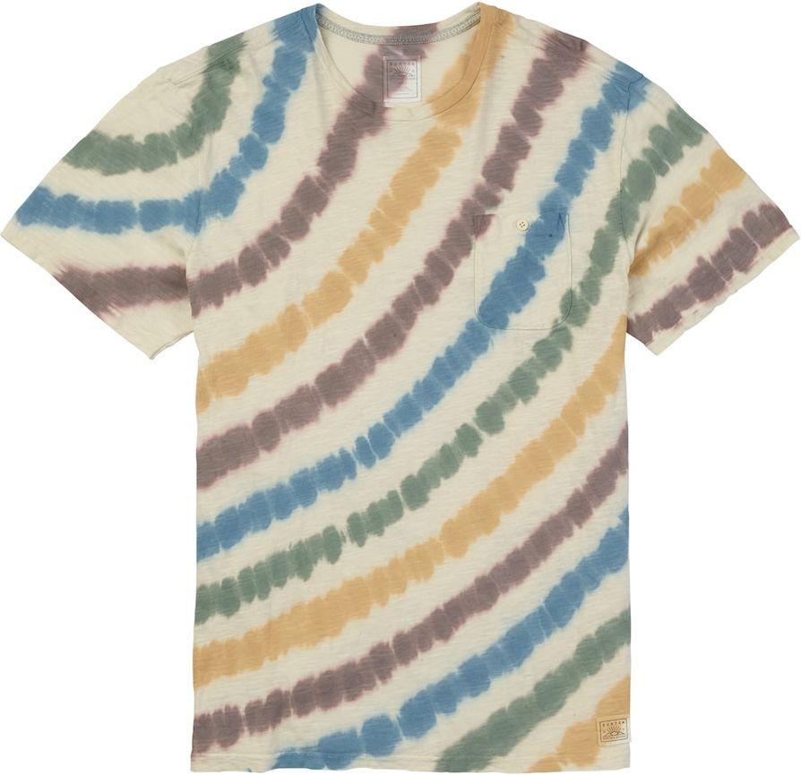 t-shirt męski BURTON CRAMBO SS Skyline Tie Dye