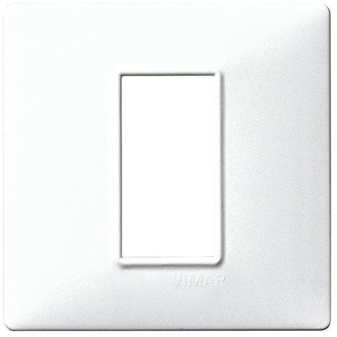 Ramka 1M biała