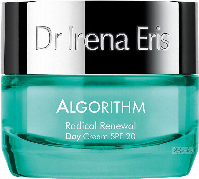 Dr Irena Eris - ALGORITHM - Radical Renewal Day Cream SPF 20 - Odbudowujący krem przeciwzmarszczkowy - SPF20 - Dzień - 50 ml