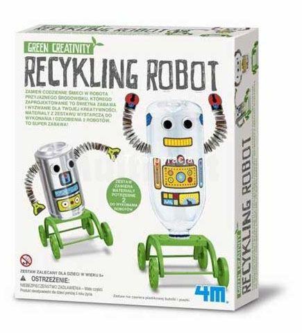 Robot recykling (do montażu)