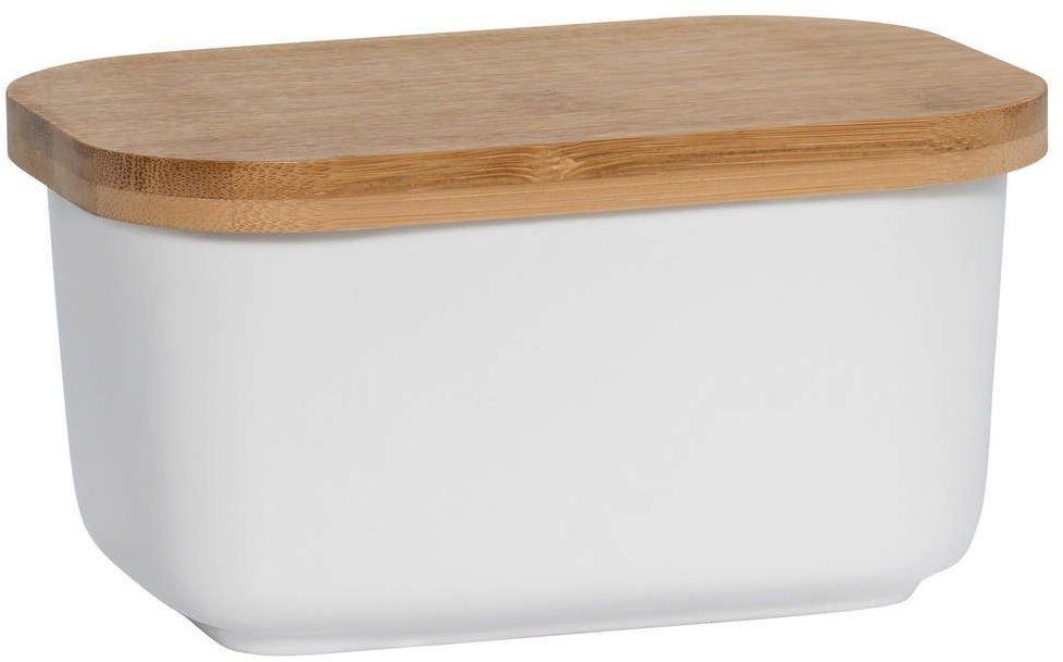 Maxwell & williams - kitchen - maselniczka z drewnianym przykryciem