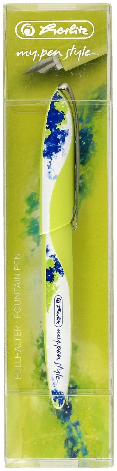 Pióro wieczne lemon Splash Style My Pen Herlitz 50003198