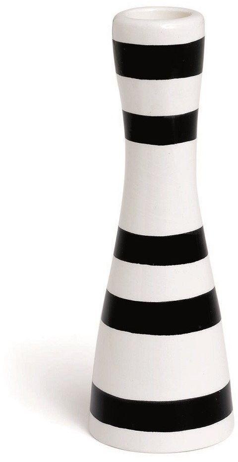HAK KÄHLER Omaggio świecznik ceramiczny, wielokolorowy, 16 cm