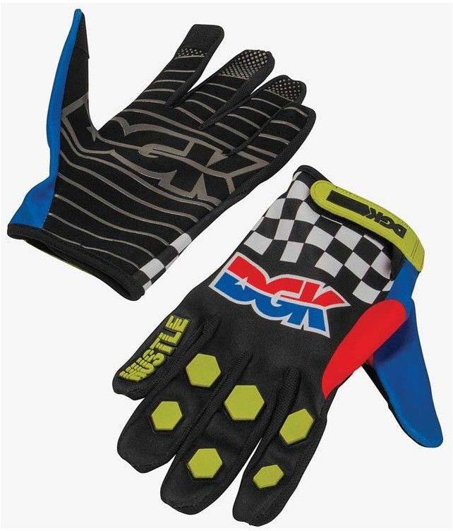 rękawice DGK - Team Hustle Custom Gloves Multi (MULTI)