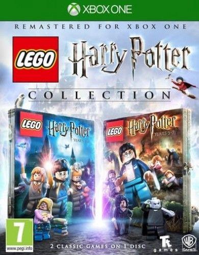 LEGO Harry Potter Collection XONE Używana