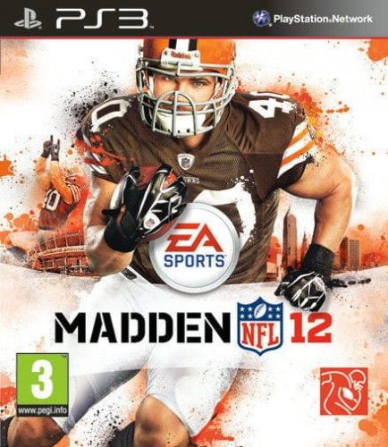 Madden NFL 12 PS3 Używana