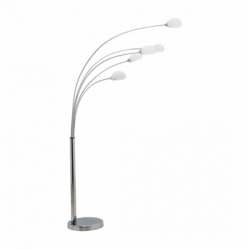 Lampa podłogowa VENTI TS-5805-G (WHITE) -Zuma Line  Kupon w koszyku - Autoryzowany sprzedawca