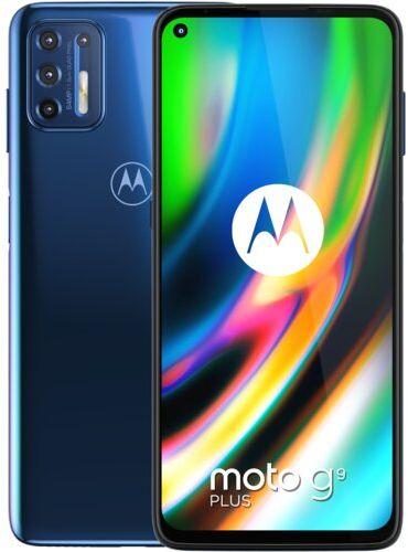 Motorola Moto G9 Plus 128GB Niebieski PAKM0013PL