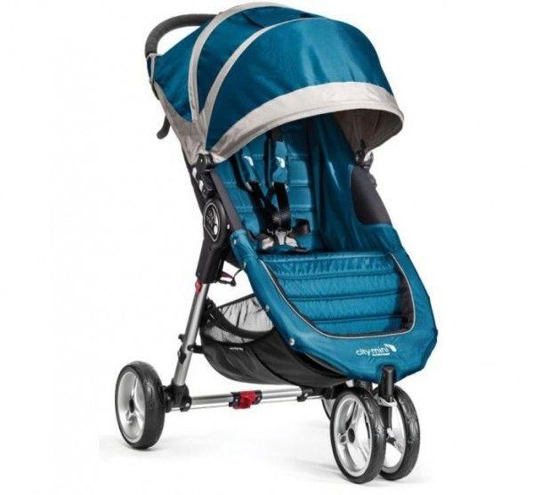 Baby Jogger City Mini Single wózek spacerowy teal grey